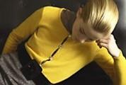 Cucckereső: citromsárga, tavaszi pulóver