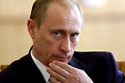 Putyin, a bábművész