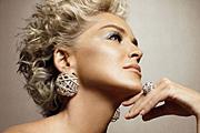 Sharon Stone szóvivő lett