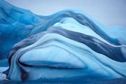 Művészi jéghegyek az Antarktiszon