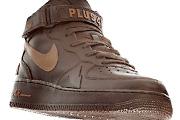 Nike cipő csokiból