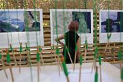 Zöld dizájn Athénban