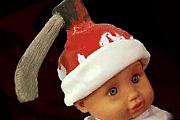 Horror jelmez babáknak