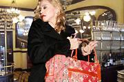 Madonna a Louis Vuittonnál