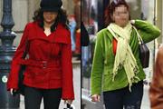 Ilyenek vagyunk színes kabátban