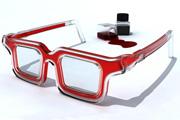 Szivárványszemüveg