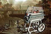 Inkubátor használt autóból