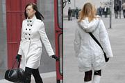 Ilyenek vagyunk hófehér kabátban