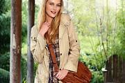Cucckereső: elegáns tavaszi kabát
