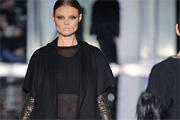 Fröccsöntött divat Milánóban