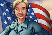 Hillary képregény