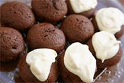 Nagyon csokis, narancsos muffin
