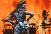 Beyoncé Budapesten: derék(törő) show