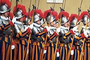 Nők is beléphetnének a vatikáni hadseregbe?