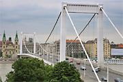 Pilléres emlékeink IV. rész: Erzsébet híd