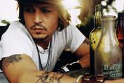 Johnny Depp az év kalapos embere