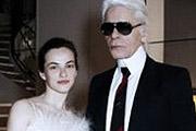 Chanel tütü Lagerfeldtől