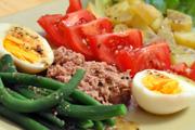 Kánikulára ajánljuk: nizzai saláta