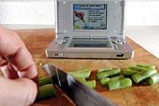 A konyhában is hasznát vehetjük a játékgépeknek
