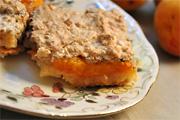 Nyáriasított téli sütemény: sárgabarackos pite