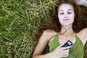 Cucckereső: nőies MP3 lejátszó