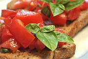 Bruschetta, a világhírű pirítós kenyér