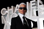 Lagerfeld előre tekint