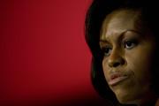 Michelle Obama odavan a gyorskajákért