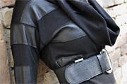 Kötött ruhák három különböző stílusban