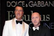 Dolce&Gabbana díjat kapott
