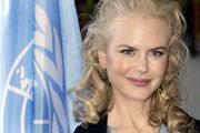 Nicole Kidman a bántalmazott nők érdekében szólalt fel