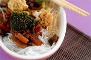 Kínai tészta gyorsan, de nem a kínaiból