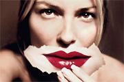 A vastag szájú nők fiatalabbaknak tűnnek