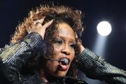 Whitney Houston elfelejtett énekelni