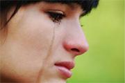 Női könnyek és a férfiak tesztoszteronja