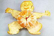 A cél, hogy kibújjon a bőréből: narancshámozás
