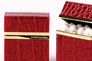 Luxus és design a tampon körül: luxus tampontartó