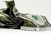 Pénzből készült luxusékszerek