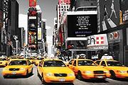 Eltűnnek a New York-i sárga taxik