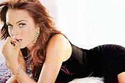 Lindsay Lohan szabadon pornózik