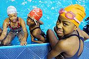 Kevesen tudnak úszni Amerikában