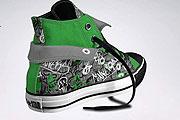 Készíts magadnak egyedi tervezésű Converse cipőt!