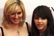 Madonna lánya kék hajat szeretne