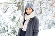 Stílusleső: Száraz lábbal a hóesésben