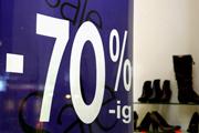Cucckereső - leárazás körkép: cipőboltok