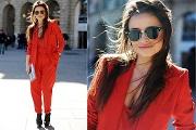 Így viselj pirosat!