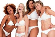 A nők többsége nem vágyik girhes testre