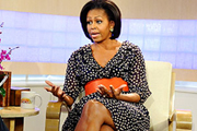 Michelle Obama olcsó ruhát viselt