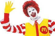 Ronald McDonald nyugdíjba megy?