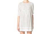 Cucckereső: csipkés, fehér ruha